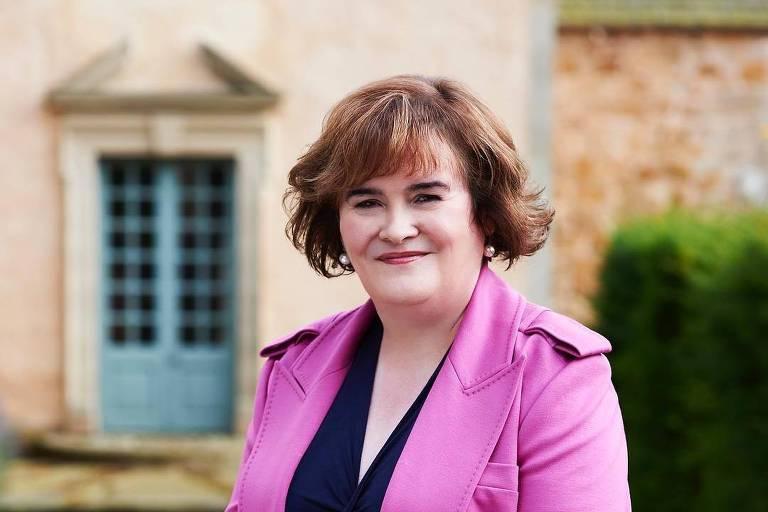Autismo: Susan Boyle