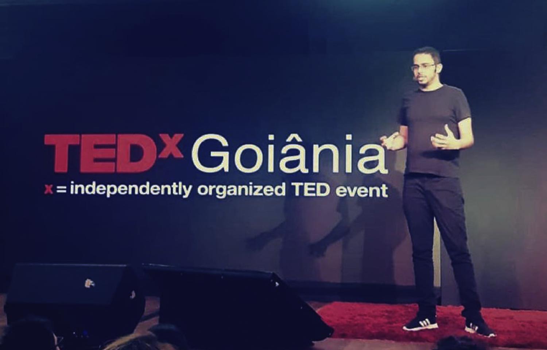 Autismo: Tiago Abreu em palestra no TED