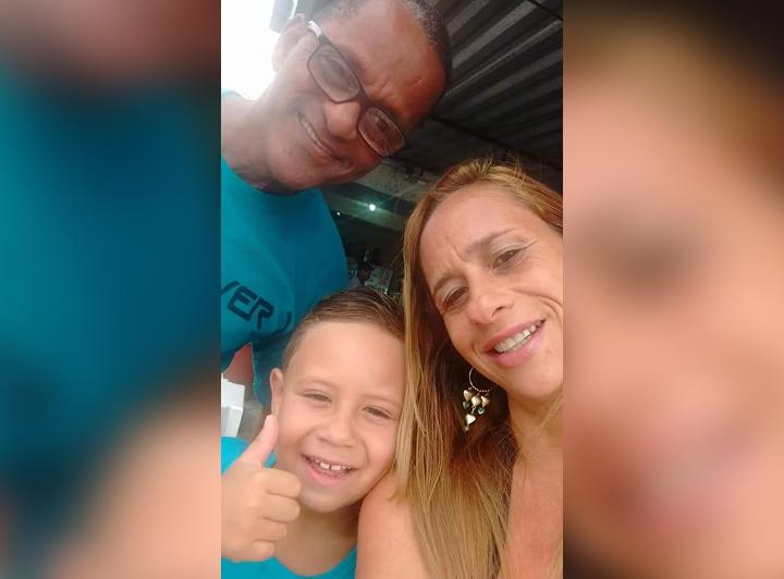Família de um autista