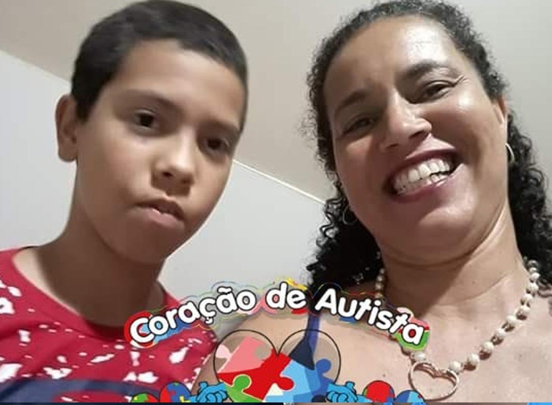 autismo com amor: mãe de autista