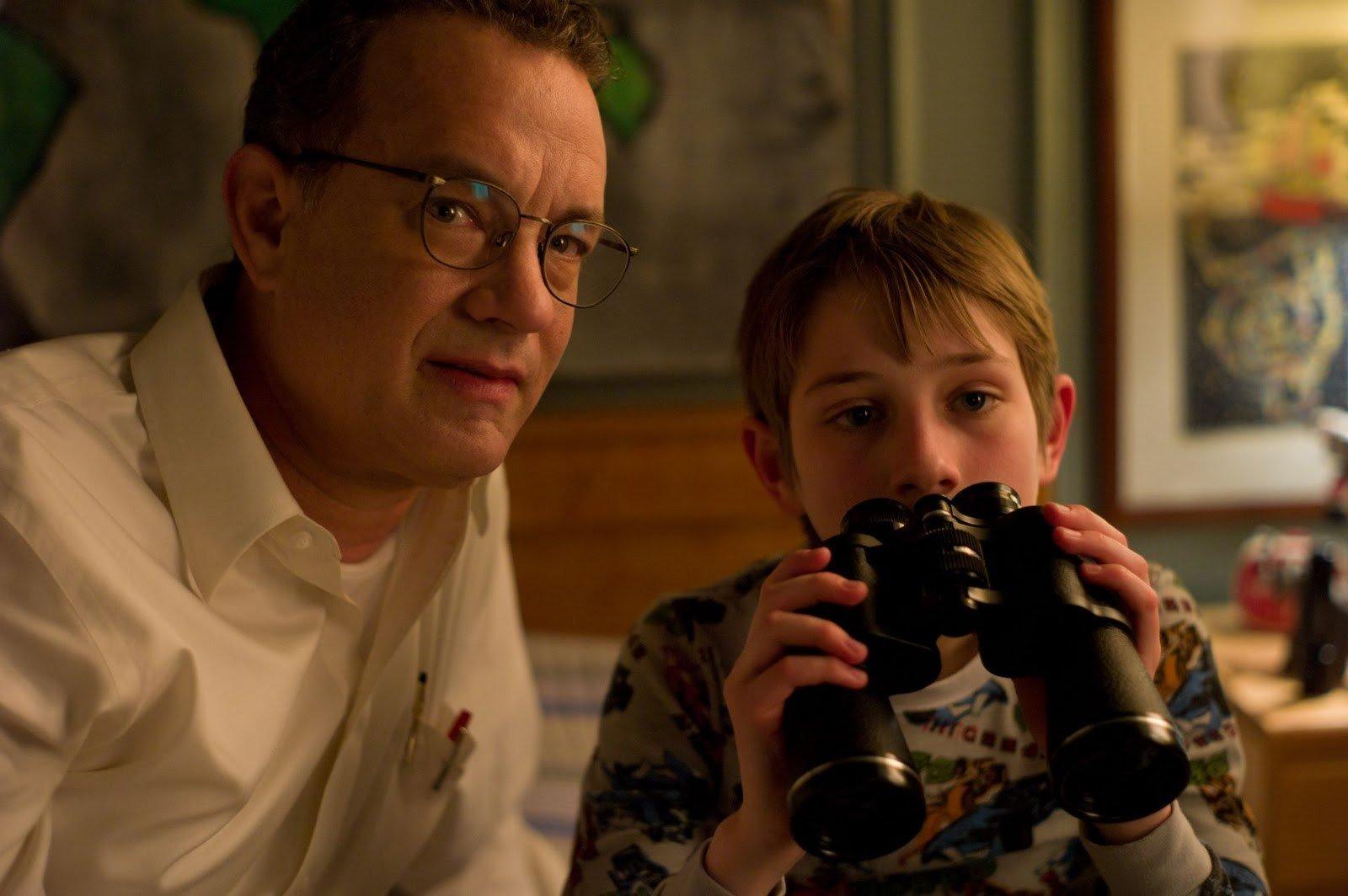 Filme tão forte e tão perto, protagonista autista