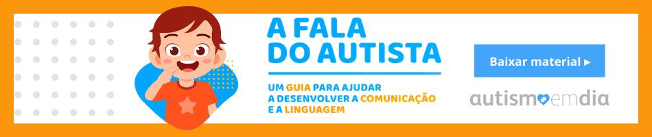 Banner AED - A Fala do Autista